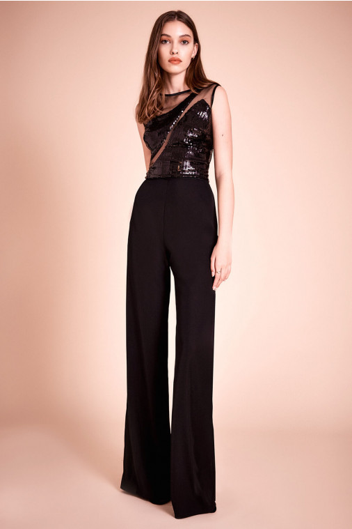 SHO The Label - Collins Cutaway Jumpsuit